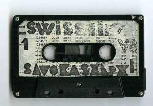 Swissair's cassette album from 1980