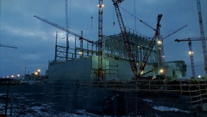 Olkiluoto 3 construction site, photo by Jussi eerola